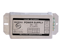 Power Supply 36V - 12V